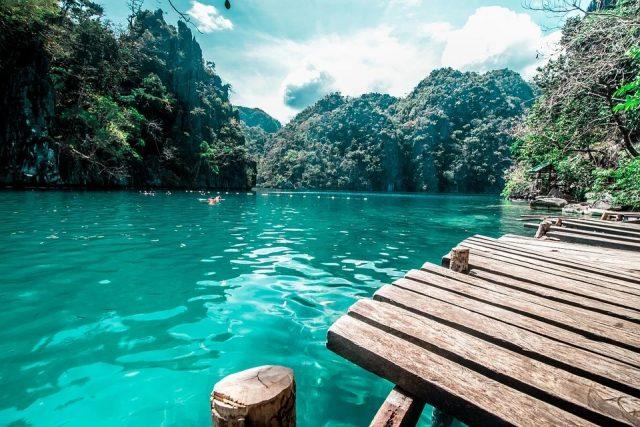Séjour aux Philippines